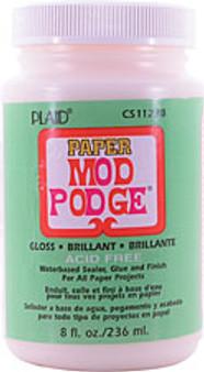 Mod Podge for Paper Gloss Finish 8oz Jar