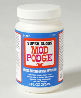 Mod Podge Super Gloss 8oz Jar