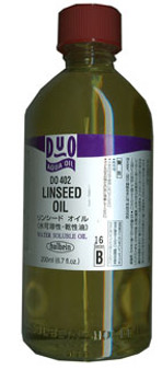 Holbein Duo Linseed Oil 200ml