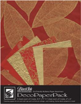 Wyndstone Deco Paper Pack Golden Leaves