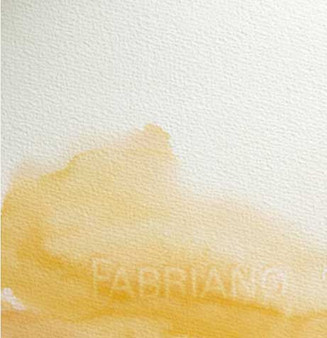 "Fabriano Artistico Watercolor Paper 22x30"" Sheet 140lb. Cold Press Extra White"