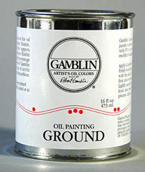 Gamblin Ground 16 Fl Oz