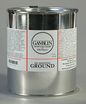 Gamblin Ground 32 Fl Oz