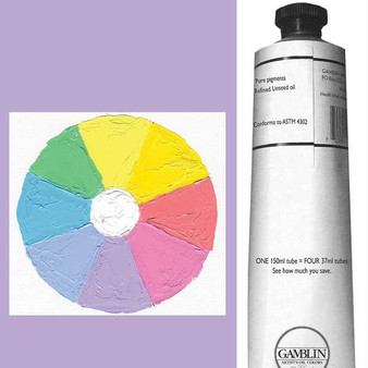Gamblin Artist Oil 150ml Radiant Violet