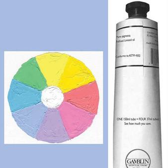 Gamblin Artist Oil 150ml Radiant Blue