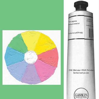 Gamblin Artist Oil 150ml Radiant Green