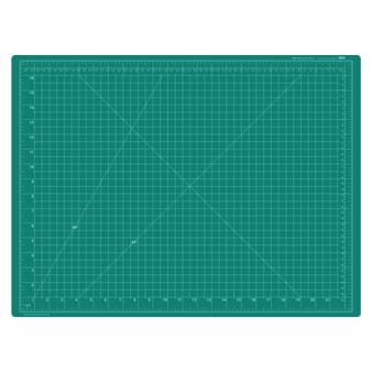 Art Alternatives Self-Healing Cutting Mat 18x24 Green/Black