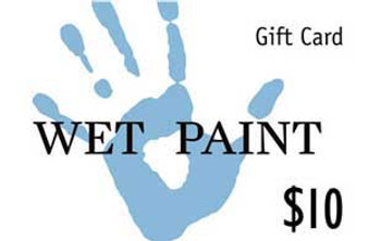 Wet Paint Gift Card $10