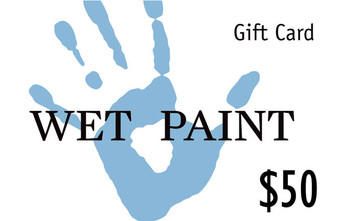 Wet Paint Gift Card $50