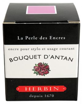 J. Herbin Fountain Pen Ink 30ml Bouquet D'Antan