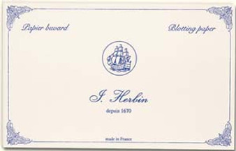 J. Herbin Wood Ink Blotter Refills 10pk