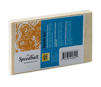 Speedball Speedy Cut Block 4x5.5