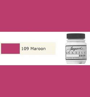 Jacquard Textile Paint 70ml Maroon