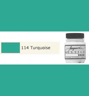 Jacquard Textile Paint 70ml Turquoise