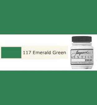 Jacquard Textile Paint 70ml Emerald Green