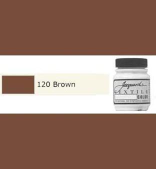 Jacquard Textile Paint 70ml Brown