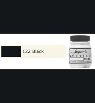 Jacquard Textile Paint 70ml Black