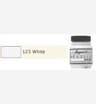 Jacquard Textile Paint 70ml White