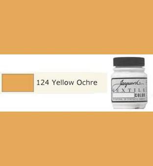Jacquard Textile Paint 70ml Yellow Ochre