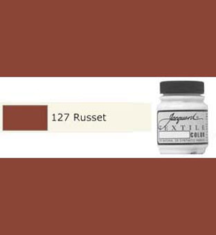 Jacquard Textile Paint 70ml Russet