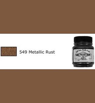 Jacquard Lumiere 2.25oz 549 Wine Country Metallic Rust