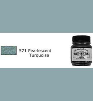 Jacquard Lumiere 2.25oz 571 Pearl Turquoise