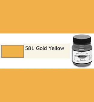 Jacquard Neopaque 2.25oz 581 Gold Yellow
