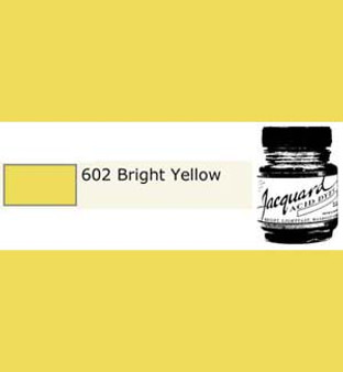 Jacquard Acid Dye 1/2oz Bright Yellow