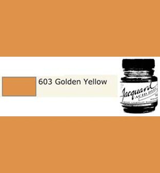 Jacquard Acid Dye 1/2oz Golden Yellow