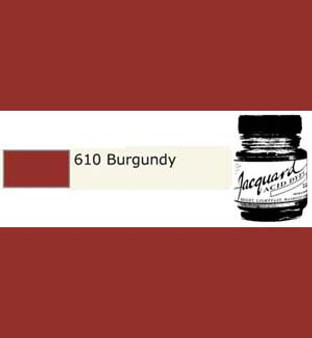 Jacquard Acid Dye 1/2oz Burgundy