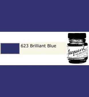 Jacquard Acid Dye 1/2oz Brilliant Blue