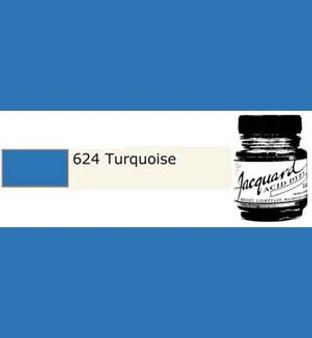 Jacquard Acid Dye 1/2oz Turquoise