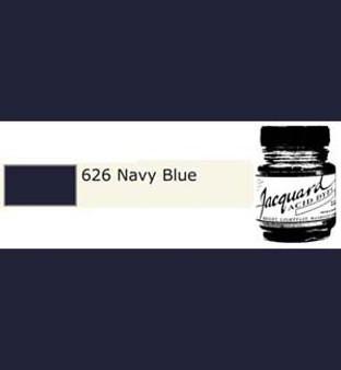 Jacquard Acid Dye 1/2oz Navy Blue