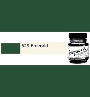 Jacquard Acid Dye 1/2oz Emerald