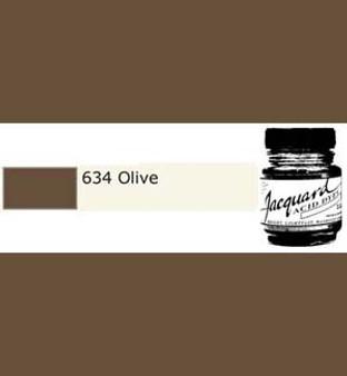 Jacquard Acid Dye 1/2oz Olive