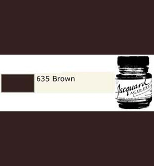 Jacquard Acid Dye 1/2oz Brown