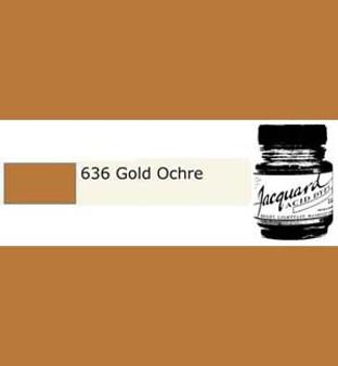 Jacquard Acid Dye 1/2oz Gold Ochre
