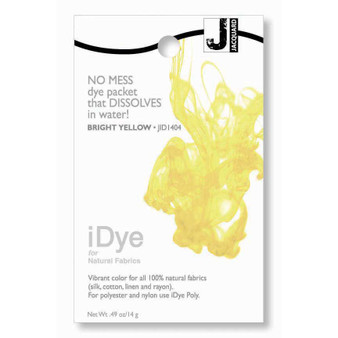 Jacquard I-Dye 14gr 404 Bright Yellow