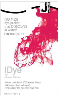 Jacquard I-Dye 14gr 412 Fire Red
