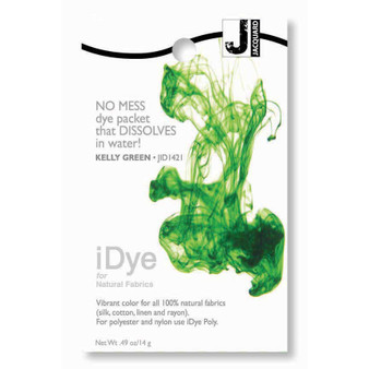 Jacquard I-Dye 14gr 421 Kelly Green