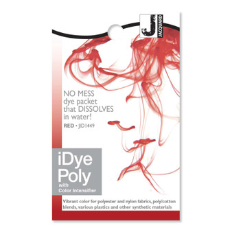 Jacquard I-Dye Poly 14gr 449 Red