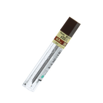 Pentel Graphite Lead Refill .3mm HB 12/tube