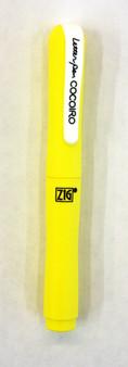 Zig Cocoiro Letter Pen Body Lemon