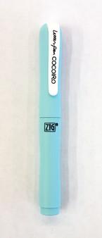 Zig Cocoiro Letter Pen Body Duck Egg Blue