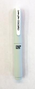 Zig Cocoiro Letter Pen Body Frosty Grey