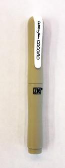 Zig Cocoiro Letter Pen Body Warm Chestnut