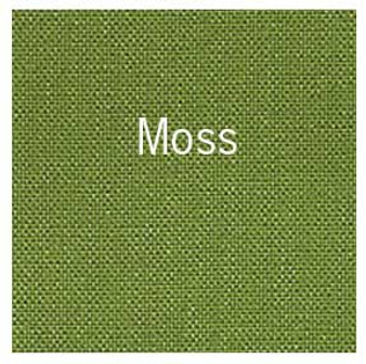 "Books by Hand Bookcloth 17x19"" Sheet Moss"