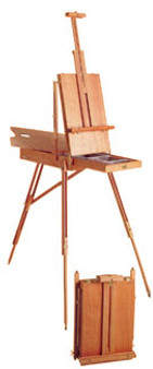 MABEF Full French Easel