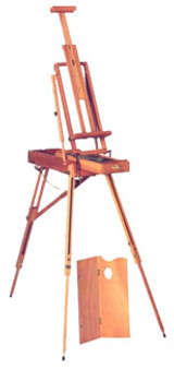 MABEF Half French Easel