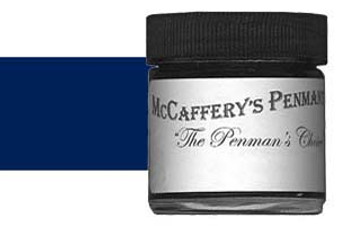 McCafferys Penmans Ink 1oz Indigo Blue
